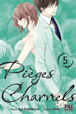 Pieges charnels T.05 | 9782811652999