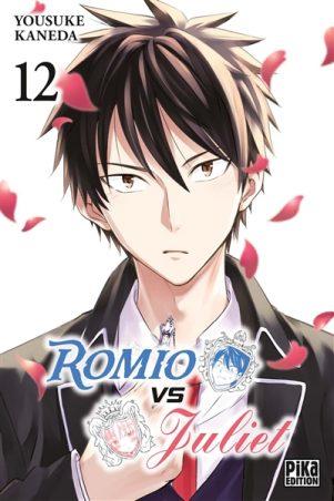 Romio vs Juliet T.12 | 9782811660413