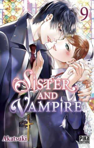 Sister and vampire T.09 | 9782811662783