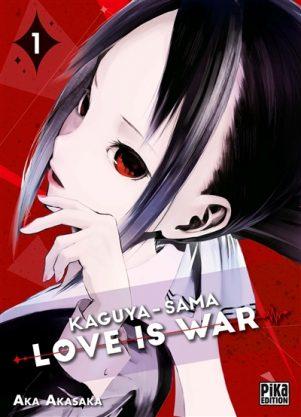 Kaguya-sama, love is war T.01 | 9782811662912