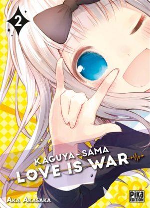 Kaguya-sama, love is war T.02 | 9782811662929
