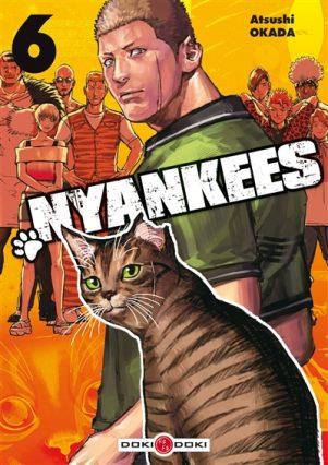 Nyankees T.06 | 9782818978023