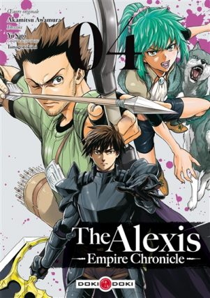 Alexis empire chronicle (The) T.04 | 9782818983768