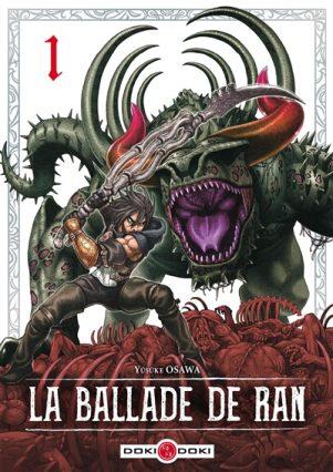 Ballade de Ran (La) T.01 | 9782818984260