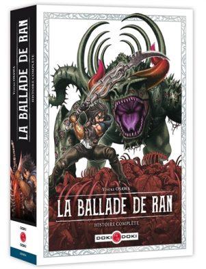 Ballade de Ran (La) - coffret integral   9782818986561