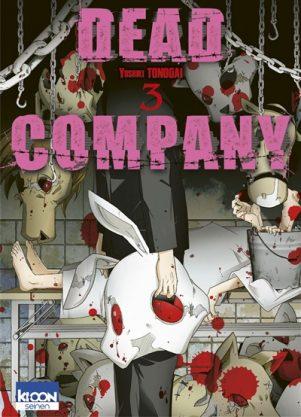 Dead company T.03   9791032707968