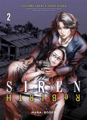 Siren rebirth T.02 | 9791035502461