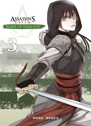 Assassin's Creed - Blade of Shao Jun T.03   9791035502522