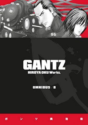 Gantz - Omnibus ed. (EN) T.08 | 9781506715452
