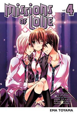 Missions Of Love (EN) T.04   9781612622866