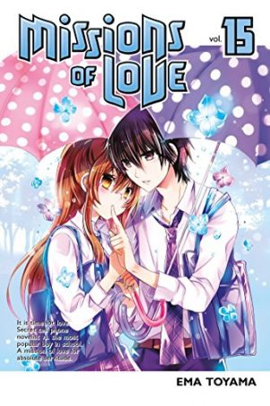 Missions Of Love (EN) T.15   9781632361882