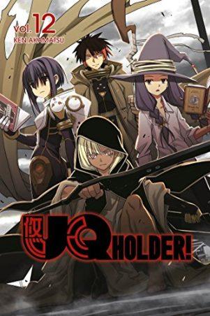 UQ Holder (EN) T.12 | 9781632365781
