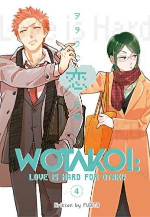 Wotakoi : Love is hard for otaku (EN) T.04   9781632368614