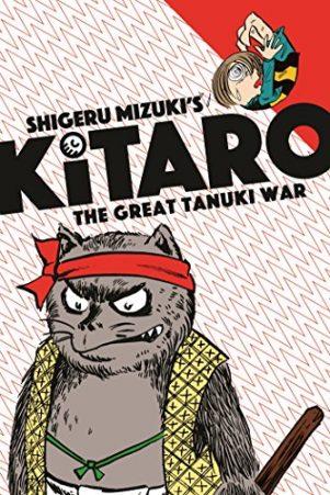 Kitaro and the Great Tanuki War (EN) | 9781770462595
