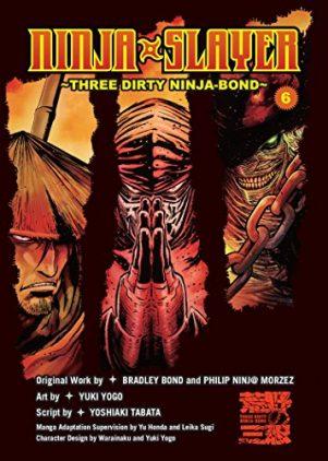 Ninja Slayer (EN) T.06 | 9781942993865
