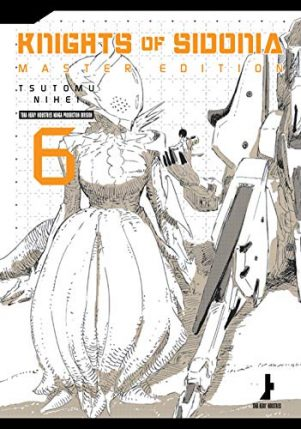 Knights of Sidonia - Master Ed. (EN) T.06 | 9781949980424