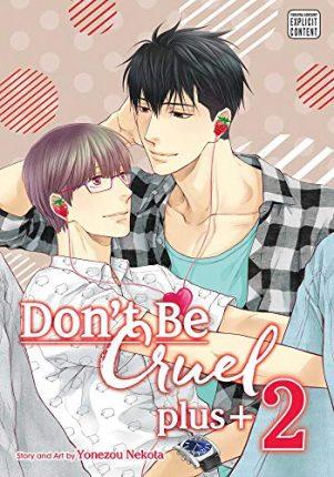 Don't be cruel : plus+ (EN) T.02 (release in May)   9781974722273