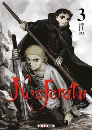 Nosferatu T.02 | 9782302092334
