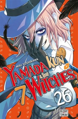Yamada-Kun and the 7 Witches T.26 | 9782413013839