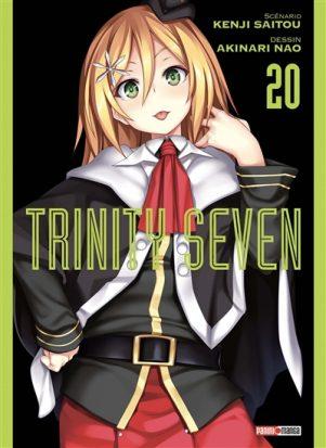 Trinity Seven T.20 | 9782809495904