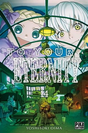 To your Eternity T.14 | 9782811658908