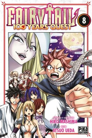 Fairy tail - 100 years quest T.08 | 9782811662820