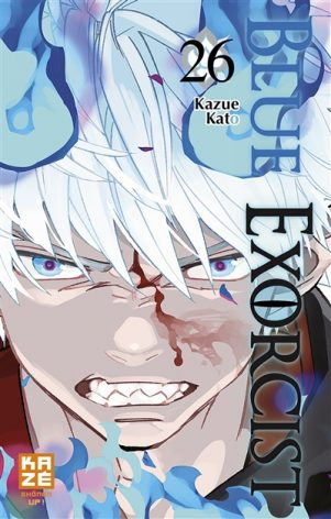 Blue exorcist T.26 | 9782820340771