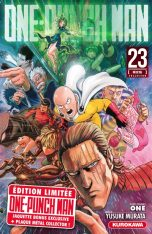 One Punch Man T.23 - Ed. Collector | 9782380712391
