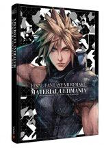 Final Fantasy Ultimania T.03 FF VII remake material | 9791035502652